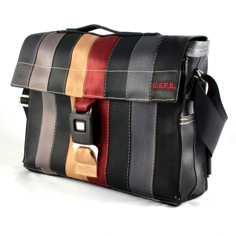 U.S.E.D. Dennis Messenger Bag