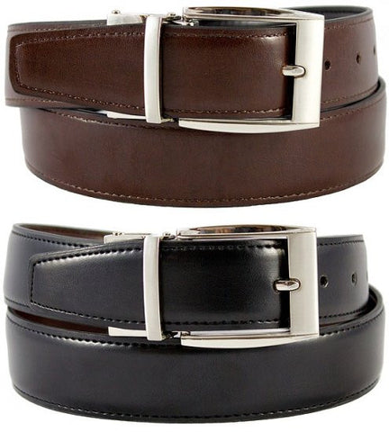 Julian Reversible Belt by The Vegan Collection - Compassionate Closet