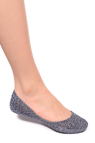 Campana Papel Ballet Flats by Melissa - Compassionate Closet