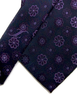 Swirling Securities Tie by Jaan J. - Compassionate Closet