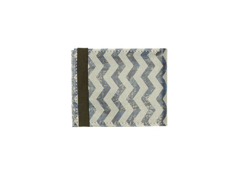 Navy Tide Wallet by MOVMT - Compassionate Closet