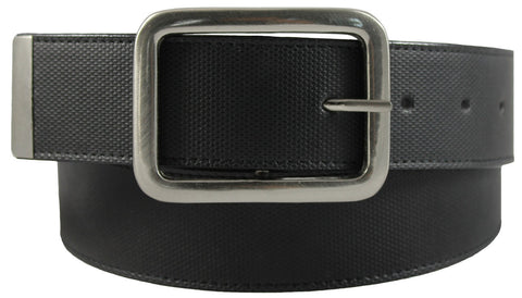 Towns Belt Black front