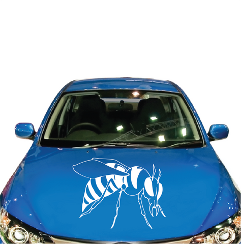 Ford Hood Decals