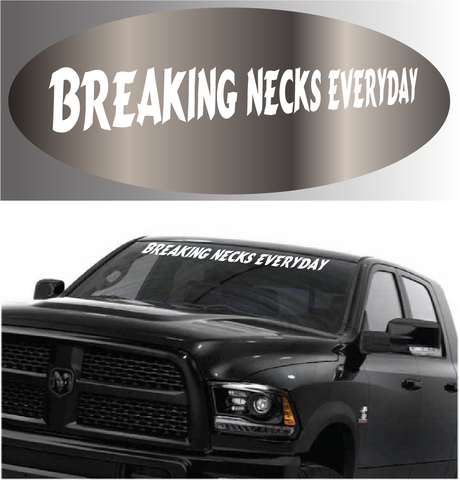 Decals For A 2015 GMC Sierra