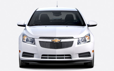 Windshield Decals Chevy Cruze