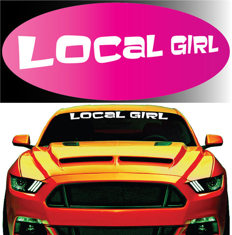 Car Decals For Girls