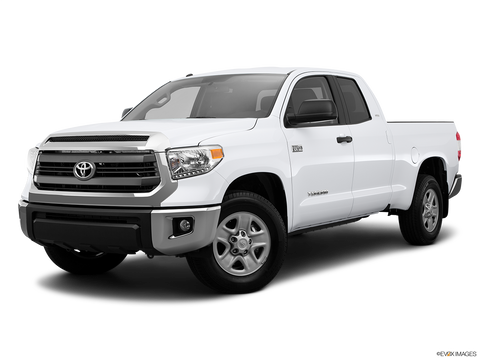 Toyota Tundra Window Decals