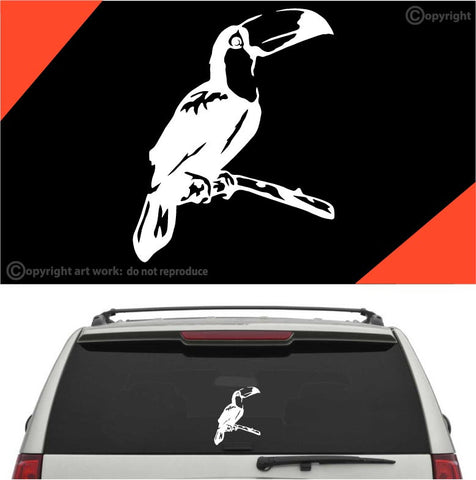 Bird Auto Decal Car Sticker A2 Custom Car Decals Car Stickers