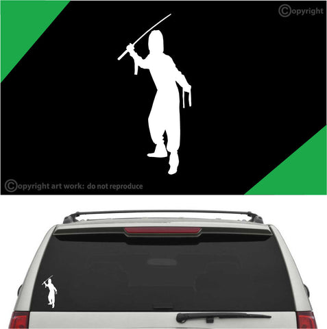Ninja Auto Decal Car Sticker A1 Custom Car Decals Car Stickers