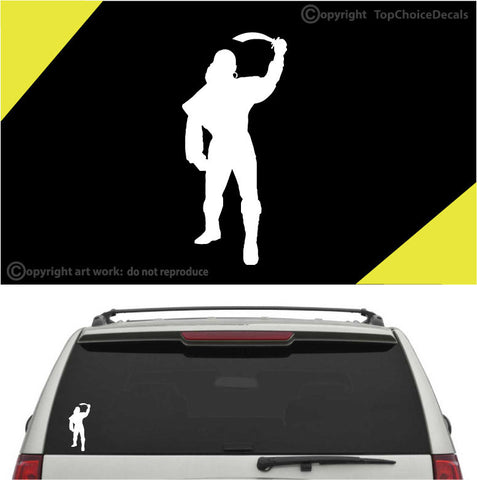 Pirate Car Stickers Auto Decals A2 Custom Car Decals Car Stickers