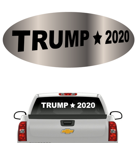 Vote Donald Trump 2020 Windshield Banner Car Decal Custom Car Decals Car Stickers