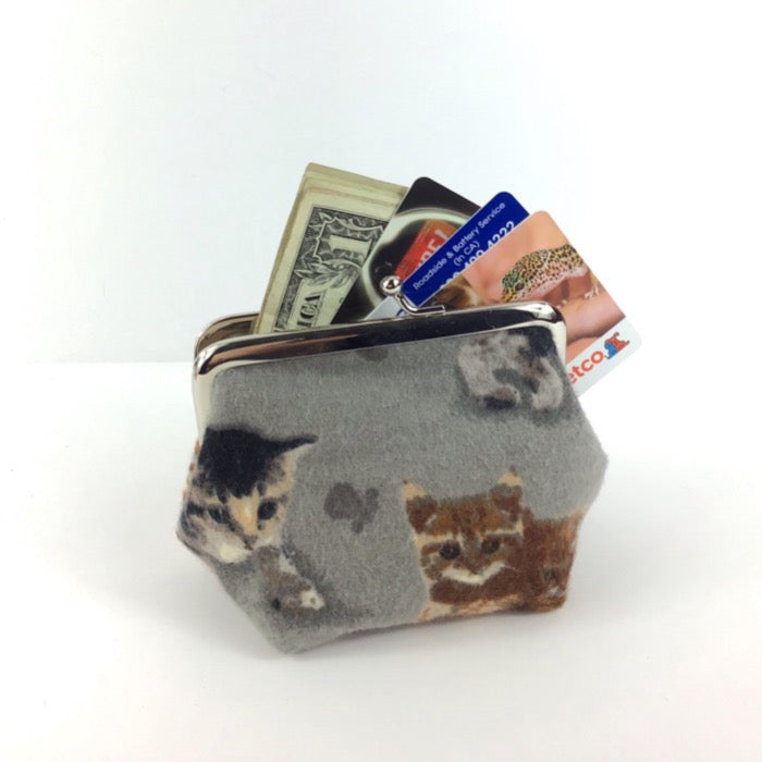 Coin Purse - Cats 3