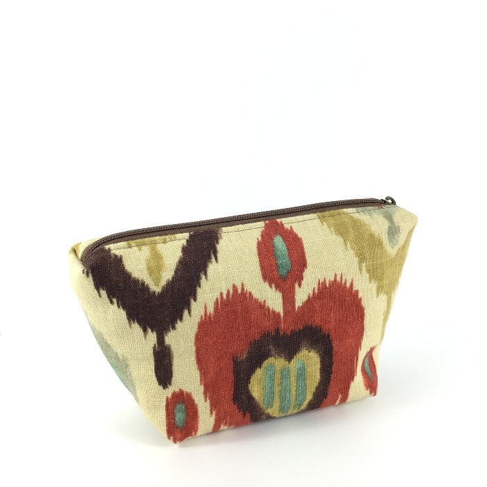 Cyndi Cosmetic - Ikat Fabric