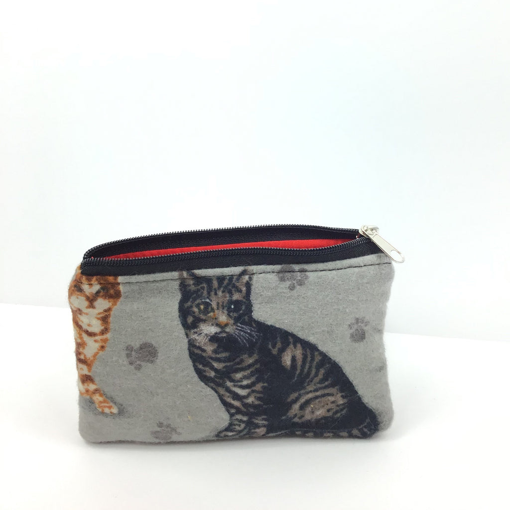 Kaylie Coin ZIP - Cats