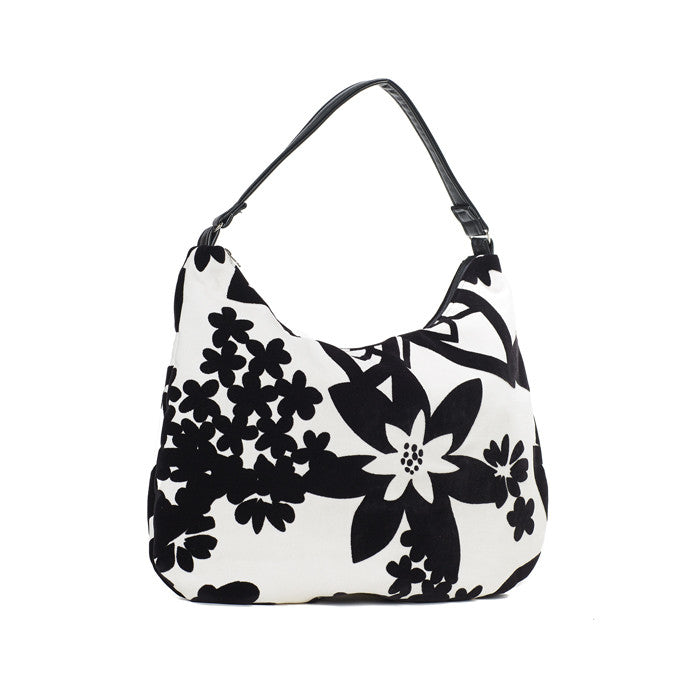 Victoria Hobo Bag Juno Ebony