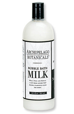 Archipelago Milk Bubble Bath