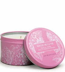 Archipelago Travel Tin Candle Bougie de la Vie