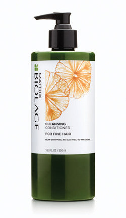 Biolage Cleansing Conditioner - Fine Hair
