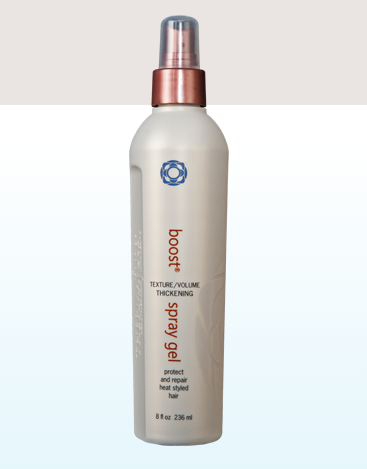 Thermafuse Boost Spray Gel