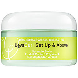 DevaCurl Set Up & Above