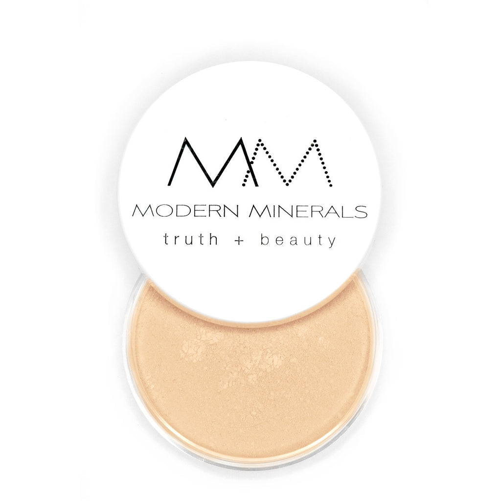 Modern Minerals Foundation Light Almond
