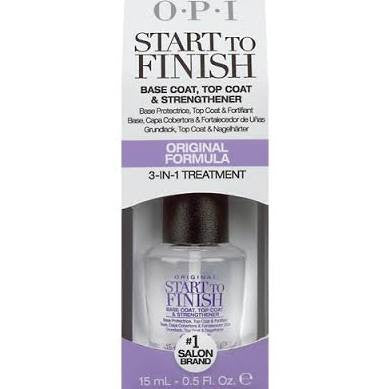 OPI Start-to-Finish