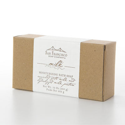 San Francisco Soap Co. Moisturizing Bar - Milk