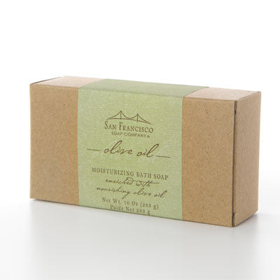 San Francisco Soap Co. Moisturizing Bar - Olive Oil