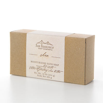 San Francisco Soap Co. Moisturizing Bar - Shea Butter
