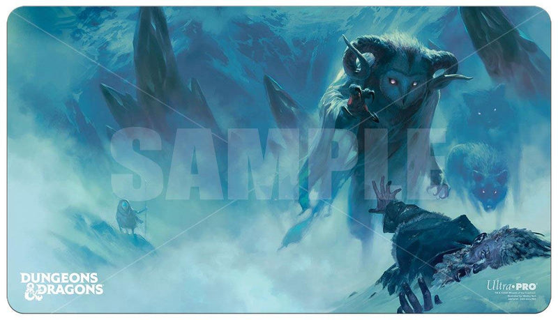 Dungeons & Dragons: Cover Series Playmat - Icewind Dale Rime of the Frostmaiden - Cape Fear Collectibles