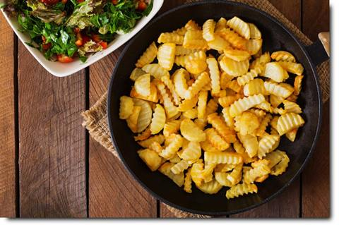 French Fry Dish