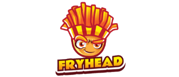 French Fry Head Favicon
