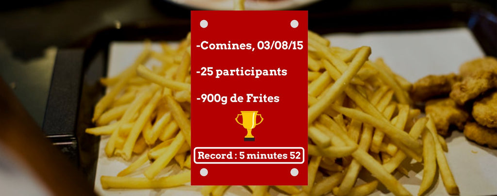 Record French Fries