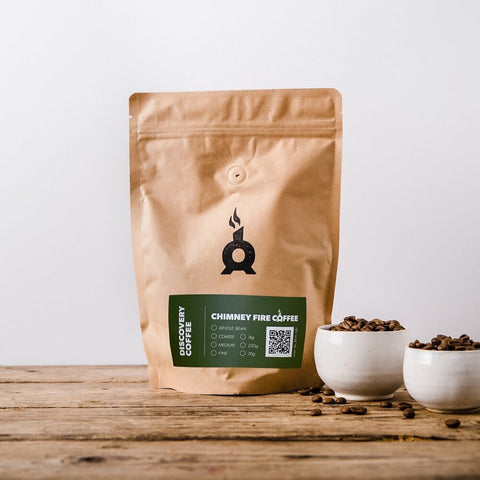 Discovery coffee beans