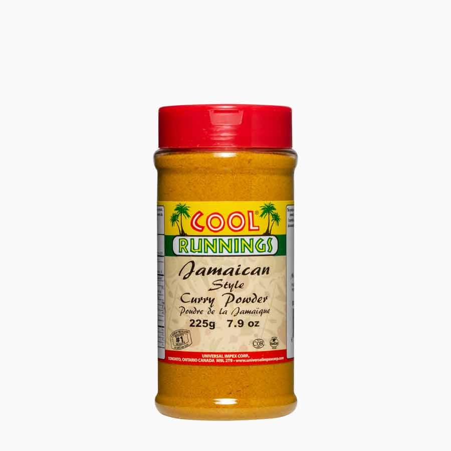 Cool Runnings Jamaican curry powder