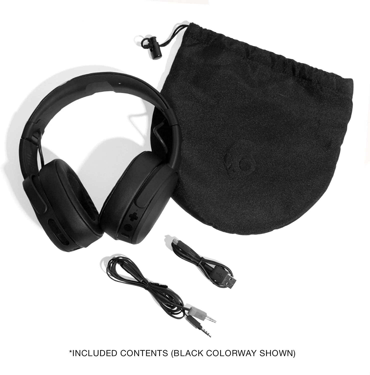 Skullcandy Crusher Wireless Over-Ear Headphone with Mic