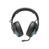 Jbl Quantum One Usb Wired Pc Over-ear Professional Gaming Headset With Head-tracking Enhanced