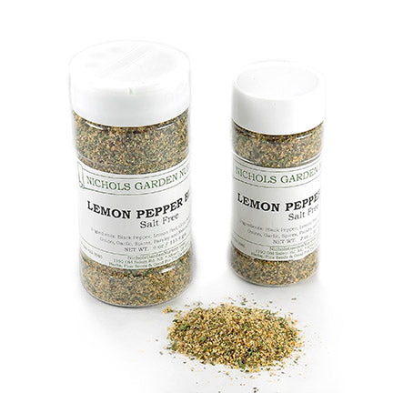 Lemon Pepper - Salt Free