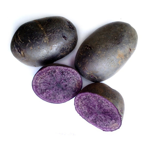 Potatoes Purple Majesty