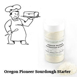 Oregon Pioneer Sourdough