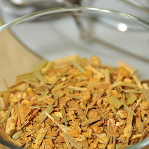Lemon Ginger Spice Tea