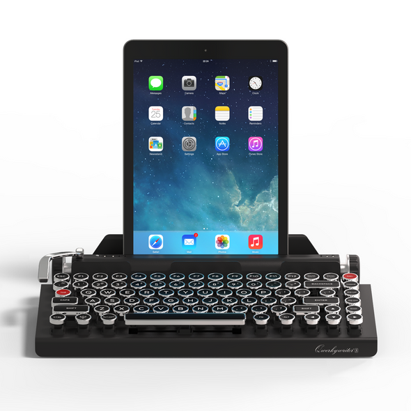 Typewriter Inspired Mechanical Keyboard™ – QWERKYWRITER®