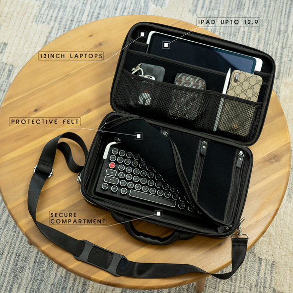 Official Qwerkywriter® Carrying Case