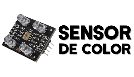 Sensor de Color TCS3200
