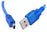 USB A-USB Mini B 28cm Cable multifuncional