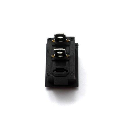 Interruptor negro ON/OFF 3A 250v - ElectroCrea