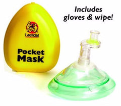 Laerdal Pocket Mask HC