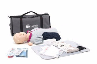 Laerdal Resusci Anne QCPR AED Torso