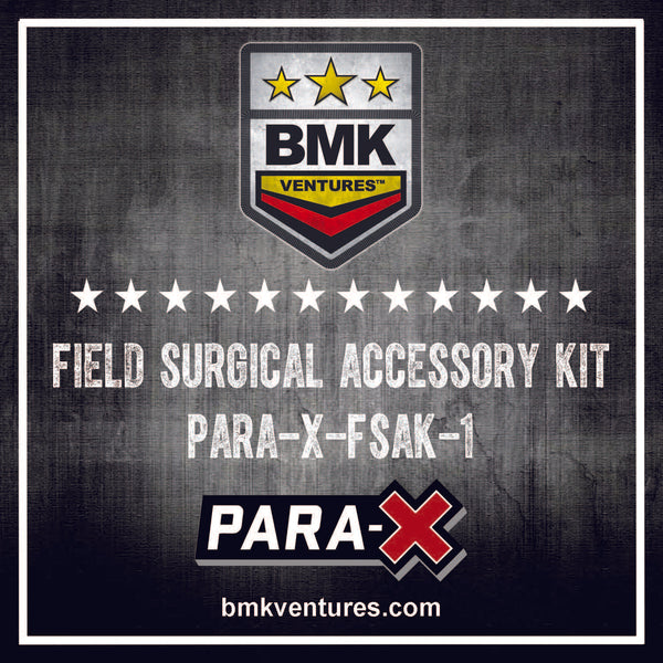 PARA-X FIELD SURGICAL ACCESSORY KIT