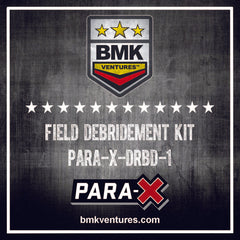 PARA-X FIELD DEBRIDEMENT KIT
